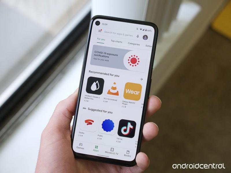Google Play novembre 2020 Joe