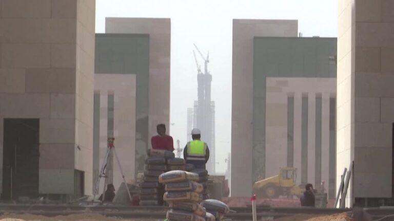 L'Égypte se prépare à entrer dans une nouvelle capitale High-Tech