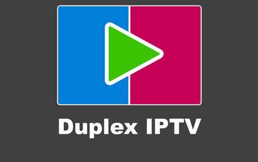 Logo IPTV duplex